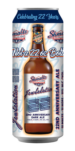 Shmaltz Jewbelation 22, Schmaltz Brewing Co.