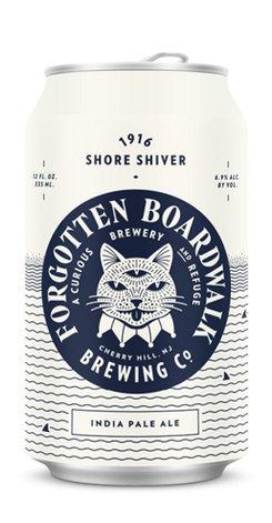 1916 Shore Shiver Forgotten Boardwalk Beer