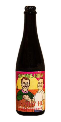 Short's Brewing Hi-Dilly-Ho Flanders Red Ale beer