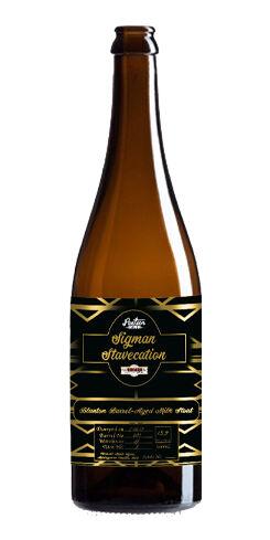 Sigman Stavecation Maple, Pontoon Brewing