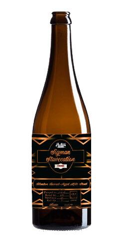 Sigman Stavecation, Pontoon Brewing