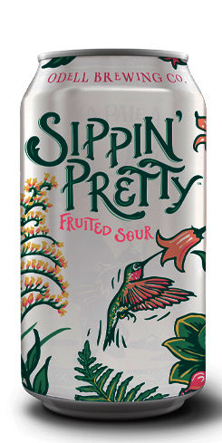 Sippin' Pretty Fruited Sour, Odell Brewing