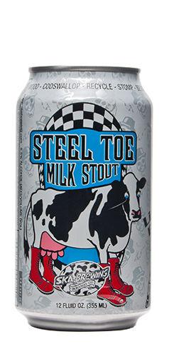 Ska beer steel toe milk stout