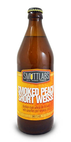 Smuttynose Beer Smoked Peach Short Weisse