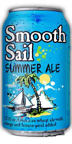 Smooth Sail, Heavy Seas Beer