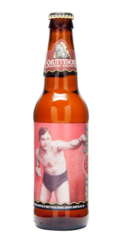 Smuttynose Beer Big A Double IPA
