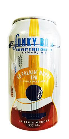 So Folkin Hoppy IPA Funky Bow Beer Company