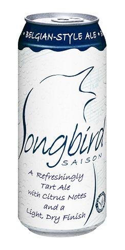 Songbird Saison Tallgrass Beer