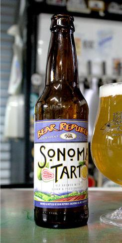 Sonoma Tart, Bear Republc Brewing Co.