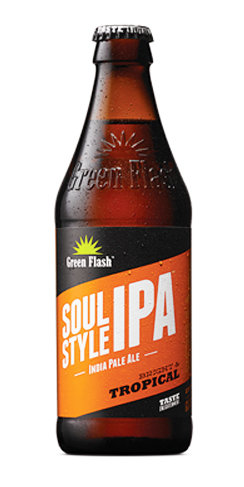Green Flash Beer Soul Style IPA