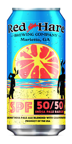 Red Hare Beer SPF 50/50
