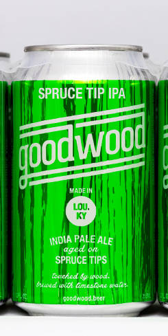 Spruce Tip IPA, Goodwood Brewing Co.