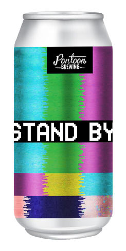 Stand By IPA, Pontoon Brewing