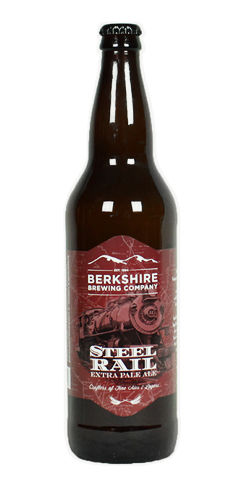 Steel Rail Extra Pale Ale Berkshire Brewing