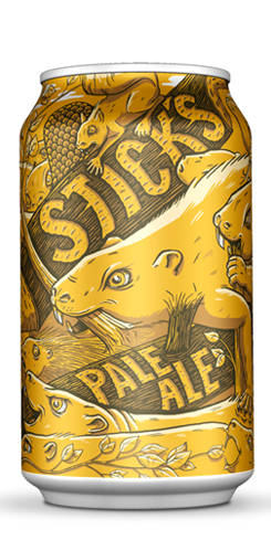 Stick's Pale Ale, Bootstrap Brewing