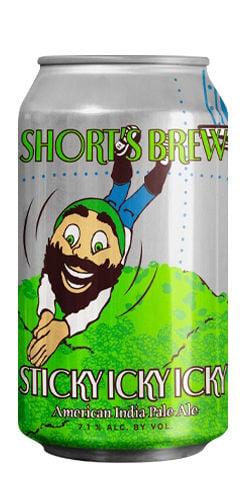 Sticky Icky Icky, Short's Brewing Co.
