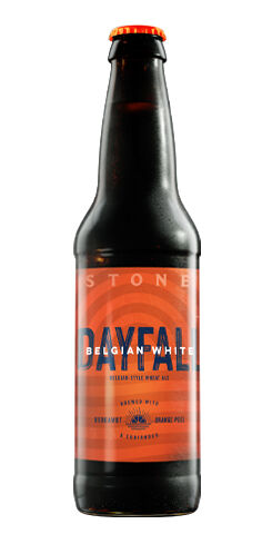 Dayfall Belgian White, Stone Brewing