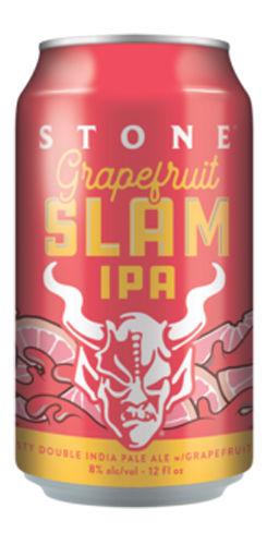 Stone Grapefruit Slam IPA, Stone Brewing