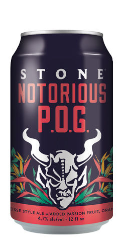 Stone Notorious P.O.G. Berliner Weisse, Stone Brewing