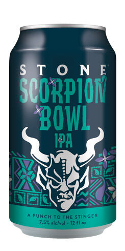 Stone Scorpion Bowl IPA, Stone Brewing