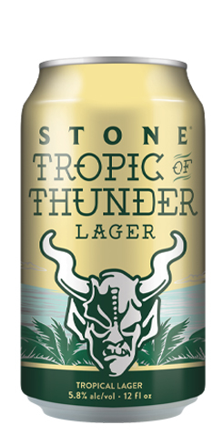 Tropic of Thunder Lager, Stone Brewing