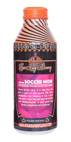 Velour Soccer Mom by Sun King Brewery