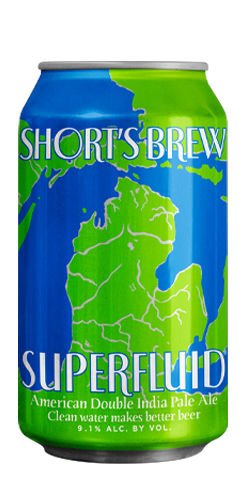 Superfluid, Short's Brewing Co.