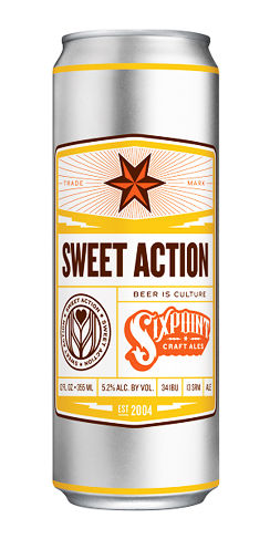 Sixpoint Beer Sweet Action Ale