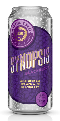 Synopsis Blackberry, Area Two Experimental Brewing