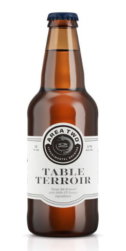 Table Terroir by Area Two Experimental Brewing