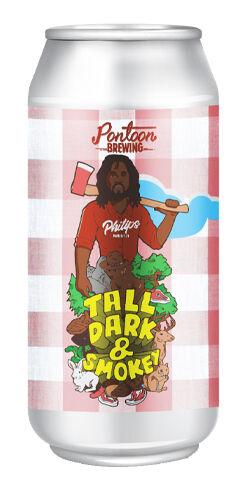 Tall Dark & Smokey, Pontoon Brewing