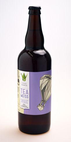 Tea Weiss by Crane Brewing Co.