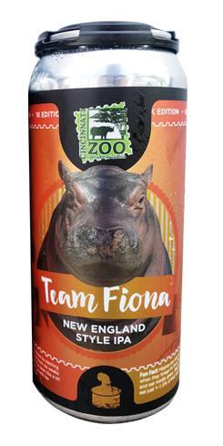 Team Fiona NE IPA, Listermann Brewing Co.
