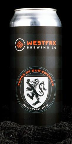 Tears of Our Enemies, WestFax Brewing Co.