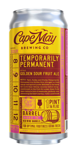 Temporarily Permanent, Cape May Brewing Co.