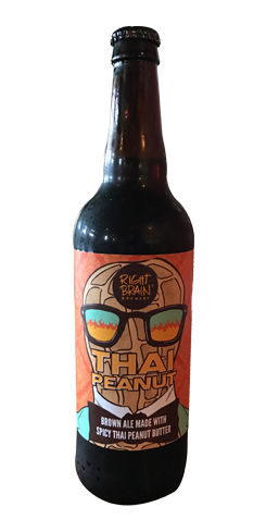 Thai Peanut by Right Brain Brewery