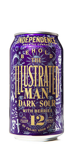 The Illustrated Man Independence Brewing Co.