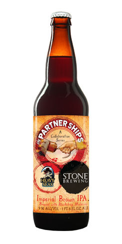 The Partner Ships Series with Stone Brewing Co.