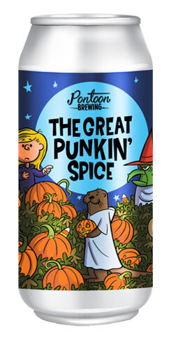 The Great Punkin' Spice, Pontoon Brewing