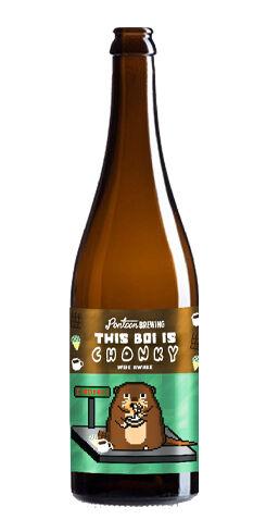 This Boi Is C H O N K Y: Wide Awake, Pontoon Brewing