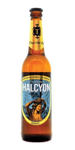 Halcyon Thornbridge Beer