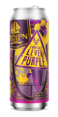 Threat Level Purple, Mispillion River Brewing