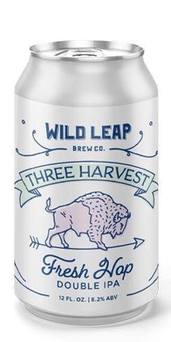 Three Harvest, Wild Leap Brew Co.