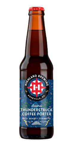 Thunderstruck Coffee Porter, Highland Brewing Co.
