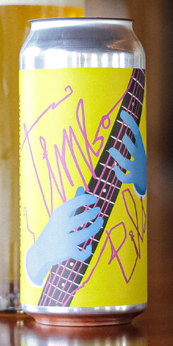 Timbo Pils, Highland Park Brewery