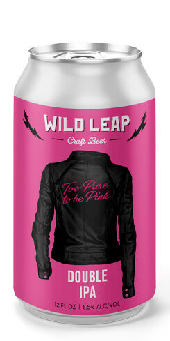 Too Pure to be Pink, Wild Leap Brew Co.