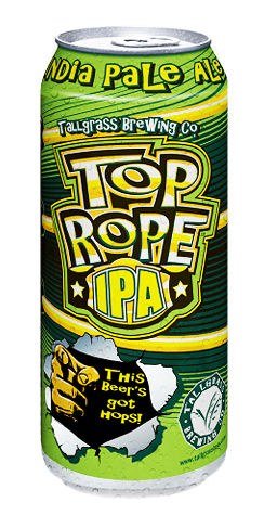 Tallgrass Beer Top Rope IPA