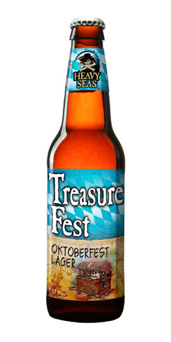 TreasureFest by Heavy Seas Beer