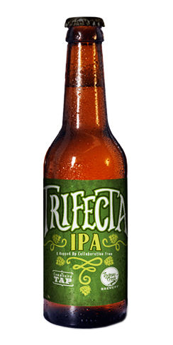 Thomas Creek Brewery Trifecta IPA beer