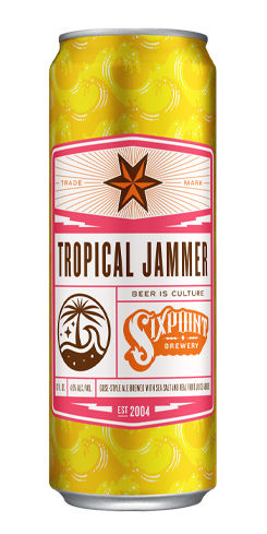 Tropical Jammer, Sixpoint Brewery